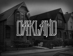 oakland / the chicago neighborhoods