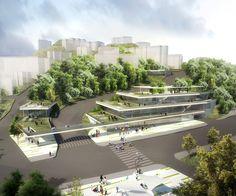 평창동 미술문화복합공간 : Smaller Architects
