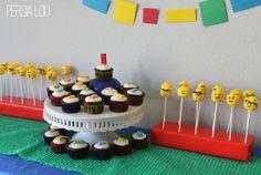 Persia Lou: A Simple Lego Party
