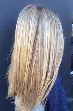 Blonde is just such a beautiful hair color