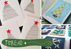 Handmake Your Holiday Cards