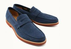 Roy Strickland: Blue Suede Shoes