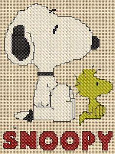 Patrones de punto de cruz de Snoopy Haz clic en los patrones de Snoopy botón derecho del ratón para imprimir. Elige el tamaño que desees antes de imprimir. Más cosas que quizás te interese:Letras en punto de cruzPunto de cruz…