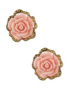 Jewelry by Felicia - The Rose Earrings