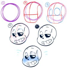 How To Draw image - A lOT of you have been wondering how I draw sans and papyrus well I thought that the best way to tell you is through a tutorial! To tell you the truth I usually just flat out draw them out without. Drawing Reference Poses, Drawing Tips, Art Reference, Sans Drawing, Undertale Drawings, Undertale Comic, How To Draw Undertale, How To Draw Sans, Art Sketches