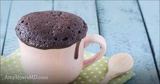 Paleo Chocolate Mugcake - Amy Myers MD - Amy Myers MD