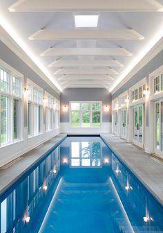 1000 images about cool pools on pinterest home pool luxury mansions and bedroom interiors - Cool rooms with pools ...