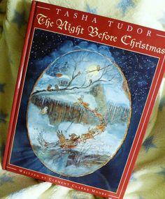 Tasha Tudor, Night Before Christmas