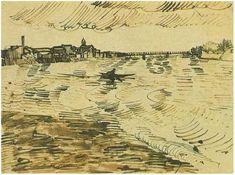 Vincent van Gogh, View of Sea