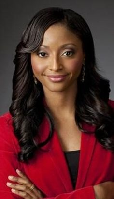 Isha Sesay: English journalist of Sierra Leonean descent, and an anchor for CNN International and HLN.