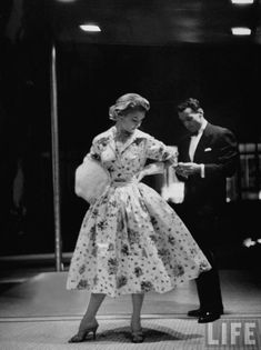 Photo by Nina Leen, 1954