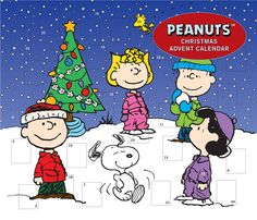 Count down the days until Christmas with your favorite characters from the beloved holiday special A Charlie Brown Christmas. Families will delight to find their favorite holiday characters and scenes behind 25 easy-to-open doors. In the true spirit of the holiday season, the Peanuts Christmas Advent Calendar is a decorative and fun addition to any home. | $9.99