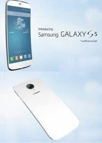 Samsung Galaxy s5, new mobile phones