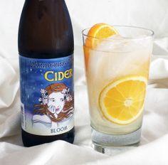 The Wandering Orange - Hard Cider, Cointreau, Citrus Bitters, Orange Slices