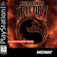 [Vídeo] Mortal Kombat Trilogy (PlayStation)