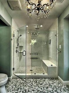 Shower Design - Bench