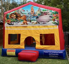 We offer free delivery within a radius of Cooroy & provide quality jumping castles to Gympie Council and Sunshine Coast Council residents. Obstacle Course, Basketball Hoop, Sunshine Coast, Sun Protection, Castles, Book, Chateaus, Books, Libros