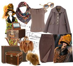 """""""A Classical Journey with Louis"""" by meritza on Polyvore"""