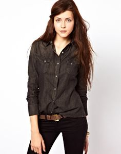 Wrangler Denim Shirt  $122.78