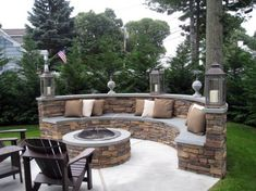 Cozy Outdoor Fire Pit Seating Design Ideas for Backyard One of the wonderful things about a backyard, is that you get to create your own oasis and enjoy it all year round, especially if you have a beautiful fire pit… Continue Reading →