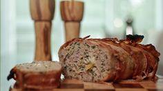 Recettes - Signé M - TVA - Pain de viande dinde et bacon