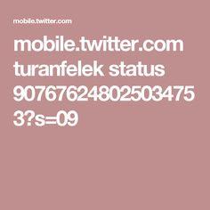 mobile.twitter.com turanfelek status 907676248025034753?s=09