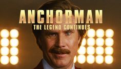 Anchorman 2: The Legend Continues lands a new teaser trailer.