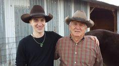 Custom hand made cowboy hats