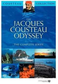 """The Jacques Cousteau Odyssey (2005) """"A Odisséia de Jacques Cousteau"""""""