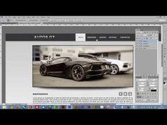 Diseño de pagina web Parte # 1 | Diseño Web