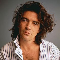 beautiful men | All-Time Beautiful Men: Vote! - ANTONIO BANDERAS - Most Beautiful ...