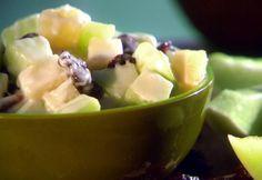 Salata de castraveti si pepene galben, pentru zile caniculare de vara