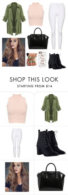 """""""stay classy stay sassy 💋"""" by xxxtumblr-addictxxx ❤ liked on Polyvore featuring WearAll, Topshop, Zimmermann, Givenchy and Casetify"""