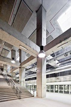 3 Estaciones de Metro L9, Barcelona, 2011 - Garcés - De Seta - Bonet, Arquitectes