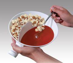 Tigela para degustar cereais - Hiper Original