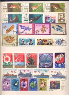 COLLECTABLES!! SOME Stamp Collections FROM TRIPLECLICKS! | Finance Release