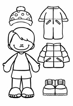 Cut and color your own designs – Backyard & Garden Design Preschool Learning Activities, Preschool Worksheets, Winter Activities, Preschool Activities, Kids Learning, Body Preschool, Winter Crafts For Kids, Winter Fun, Winter Theme