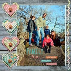 36 #Scrapbook Layouts That Are #Going to Blow Your Mind ...