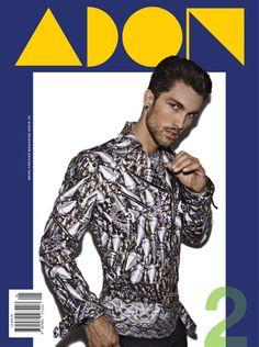 Tobias Sorensen Covers ADON Magazine