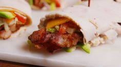 Club Roll-Ups Check out this super easy recipe for lower carb turkey club roll-ups from !Check out this super easy recipe for lower carb turkey club roll-ups from ! Lunch Recipes, Paleo Recipes, Low Carb Recipes, Cooking Recipes, Summer Recipes, Keto Foods, Keto Snacks, Low Carb Lunch, Low Carb Keto