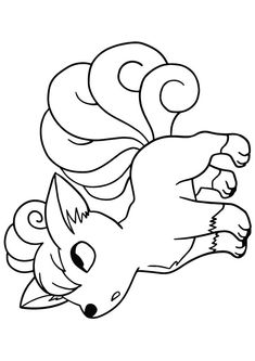 Pokemon Coloring Pages | Coloring Kids | beautiful | Pinterest ...