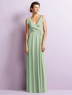JY Jenny Yoo Bridesmaid Style JY517 (shown in celadon)