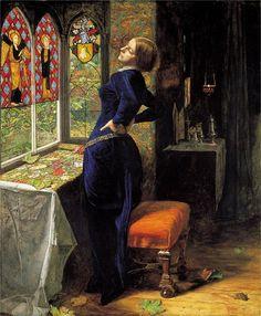 Marianne by Millais