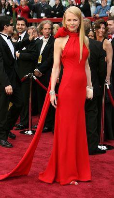 Nicole Kidman in Balenciaga @ 2008 Academy Awards