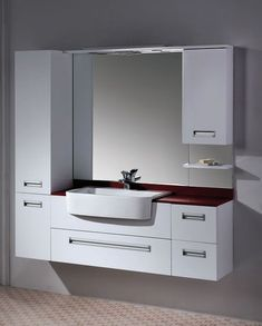 Kids Furniture Makeover Bathroom Makeovers 66 Ideas For 2019 Bathroom Design Luxury, Bathroom Layout, Modern Bathroom Design, Kitchen Room Design, Home Room Design, Home Interior Design, Small Bathroom Cabinets, Bathroom Vanity Units, Bathroom Toilets