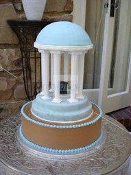 tarheel grooms cake