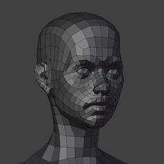 Character Topology Study - Polycount Forum