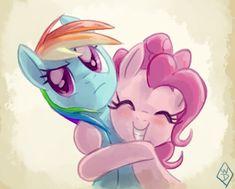 HUGS! Hugs Are Always Good                           - Pinkie Pie
