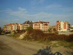 Nesebar kvartal Cherno more