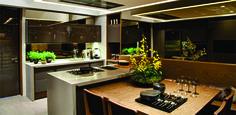 Cozinha e Área Gourmet - Realize Moveis Planejados - Araxá